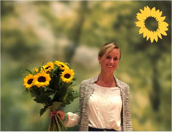 Anne Kowatsch wurde zur Direktkandidatin unseres Wahlkreises nominiert.